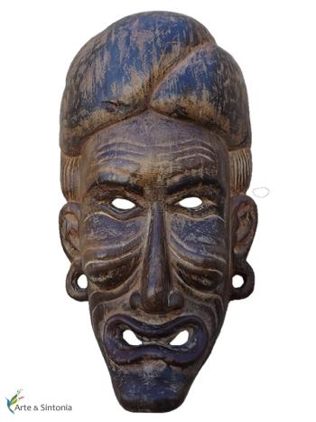 Mascara Africana p/ decoração de paredes