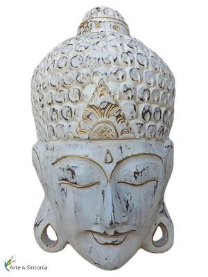 mascara-buddha-em-madeira-entalhada