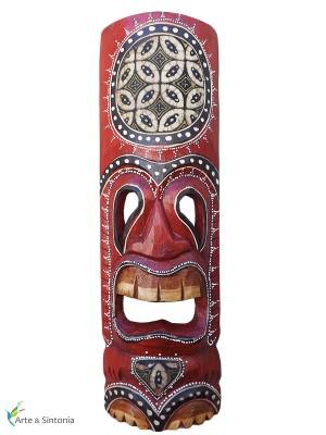 mascara-decorativa-de-parede-decoracao-parece