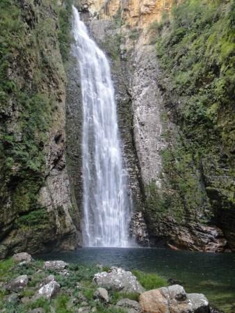 Cachoeira do Segredo - Vila de São Jorge