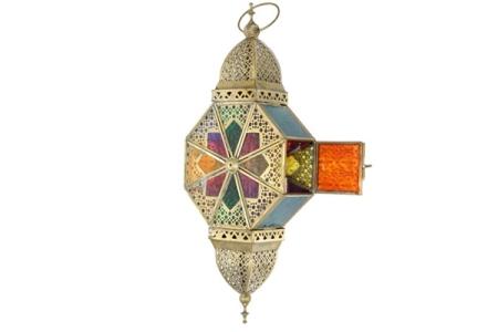Lanterna Marroquina Shanti 50cm