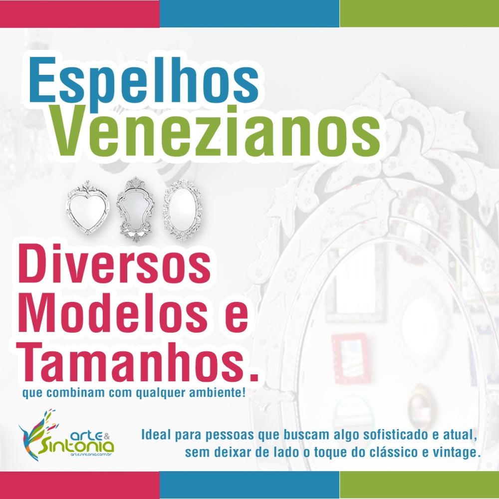 Banner Espelhos Venezianos