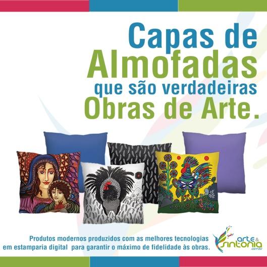 Banner Capa de Almofadas