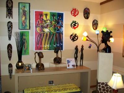 mascaras-decorativas-madeira-parede