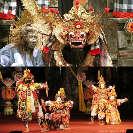 Rituais, danças e teatros com máscaras sagradas