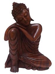 Buda Relax em Madeira Suar