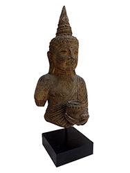 Busto de Buda Ruinas