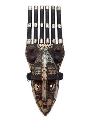 Máscara rara da africa mali