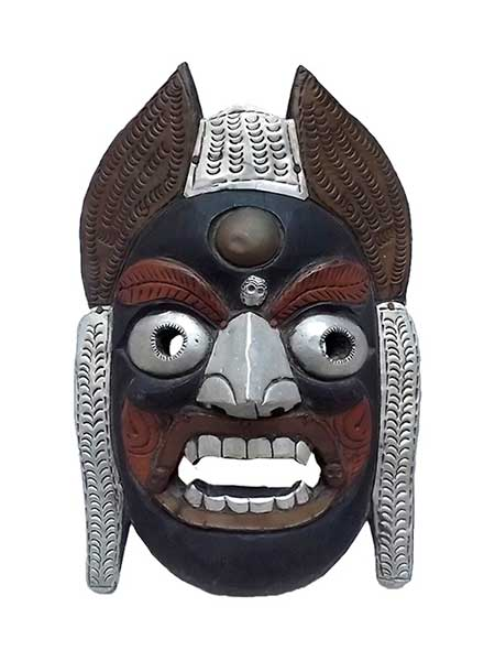 Máscara Decorativa Himalaia