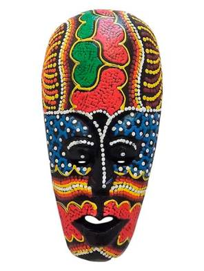 Máscara Decorativa Lombok