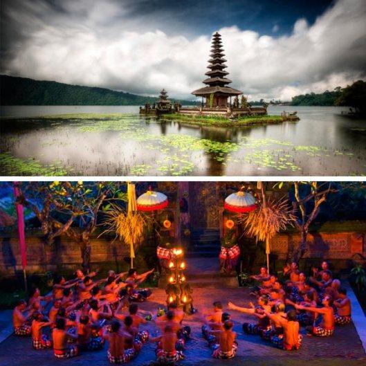 Ilha de Bali e suas tradições