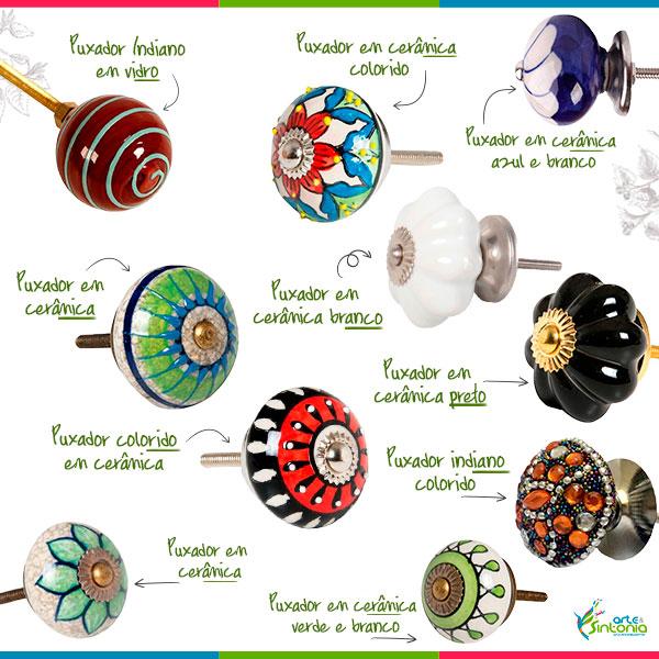puxadores-ceramica-coloridos-importados-india