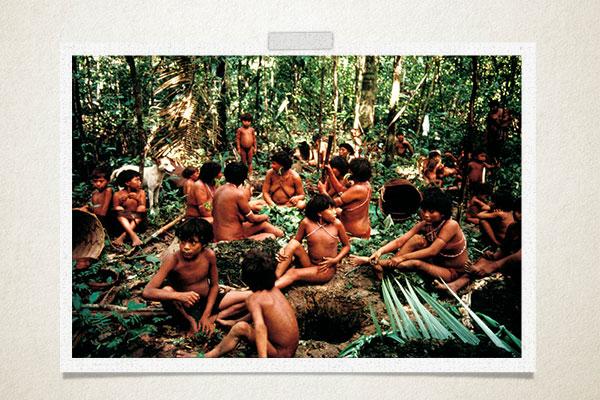 Tribo-indígena-natureza-conexão