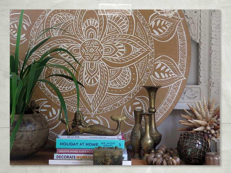 Mandala-decorativa-circunferência-floral