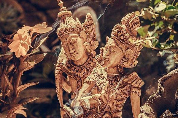 Escultura-Rama-e-Sita-Artesanato