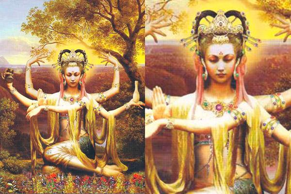 Iluminação-Kuan-Yin-Espiritualidade