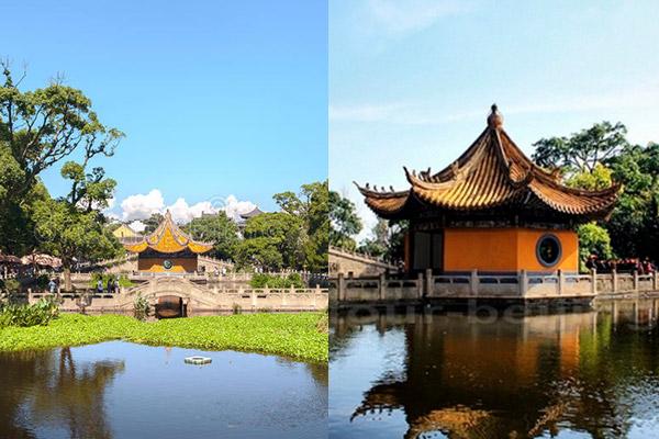 Ilha-Paradisíaca-Templo-Puji-Sagrado