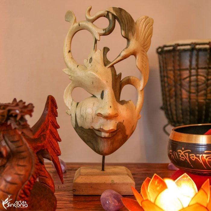 máscara-inspiração-teatro-grego-bali-decoração