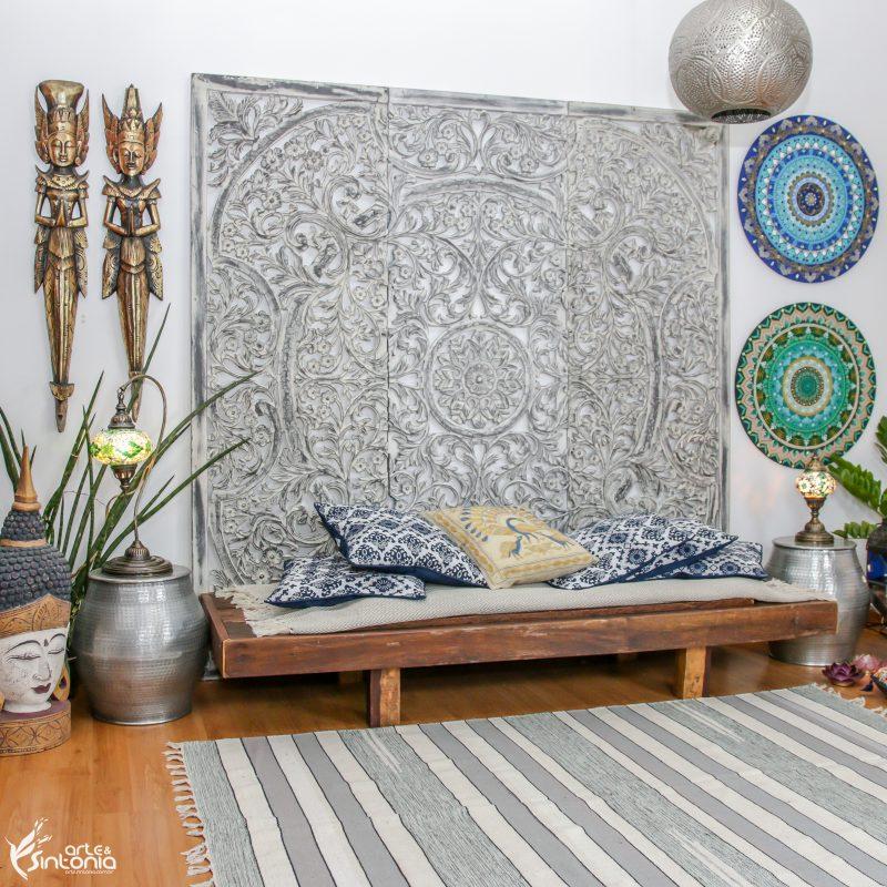 mandalas-artesanais-meditação-decoração-interiores