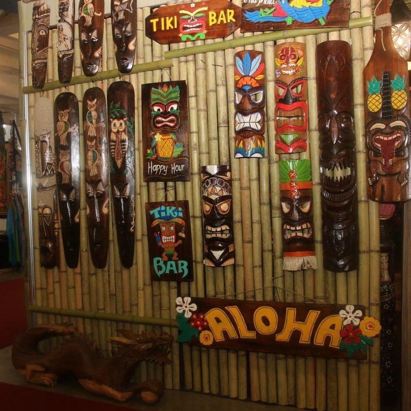 artesanato-totem-africano-decoracao-parede