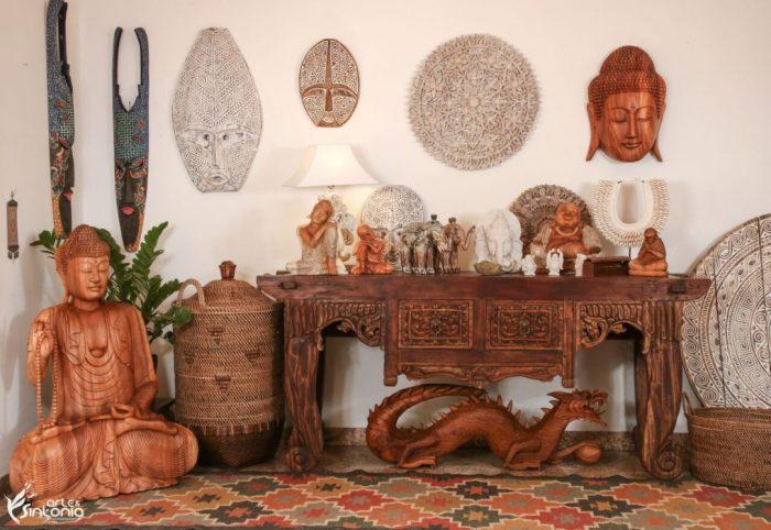 combinacao-artes-decorativas-zen-budistas-acessorio-etnico