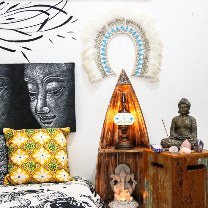 bijuteria-colar-etnico-decoracao-parede