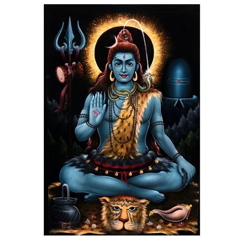 quadro-pintura-tela-deus-hindu-shiva-decoracao-parede