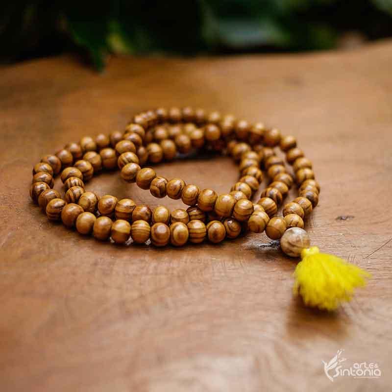 rosario-meditacao-japa-mala-tibetano-tassel-amarelo