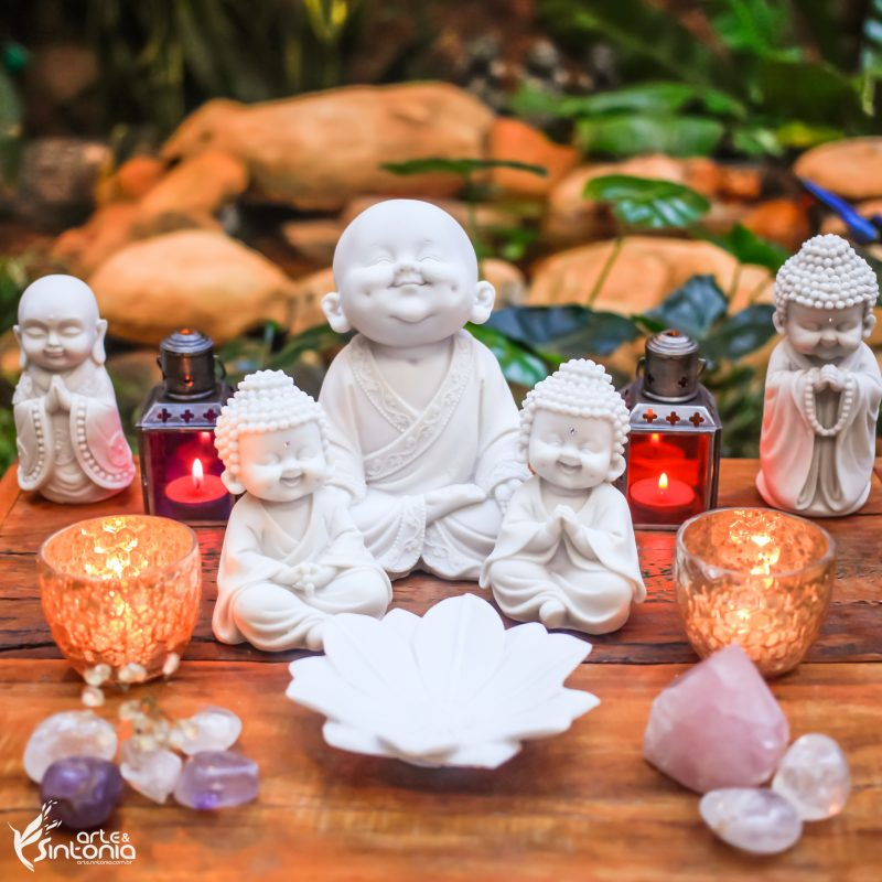 decoracao-zen-budista-esculturas-monges