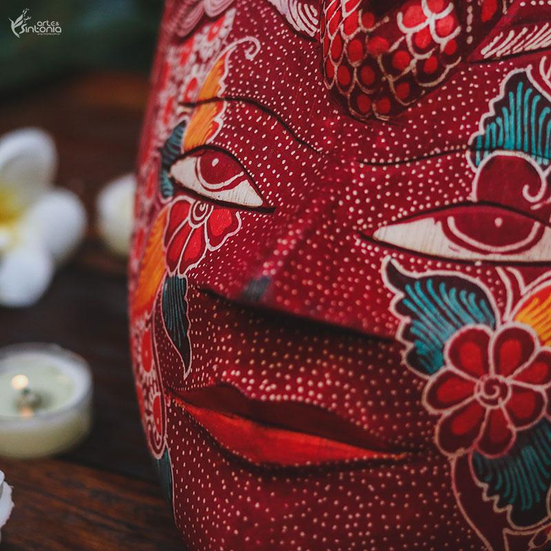 pintura-artistca-feita-a-mao-floral-tecnica-batik-indonesia