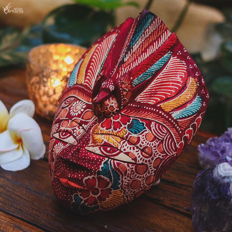 mascara-parede-pintura-artistica-batik-florida-bali
