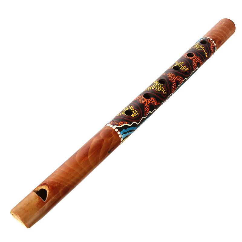instrumento-sopro-artesanal-flauta-doce-colorida-bali