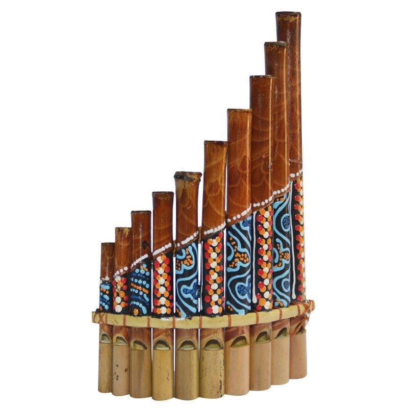 flauta-pan-sampona--bambu-indonesia-10-notas
