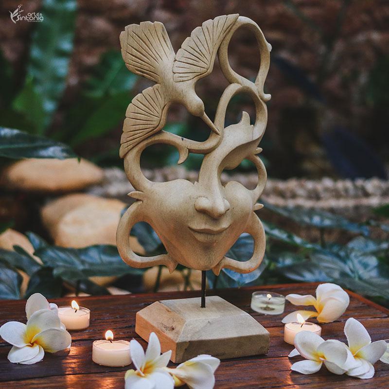 mascara-madeira-clara-suporte-decoracao-ambiente