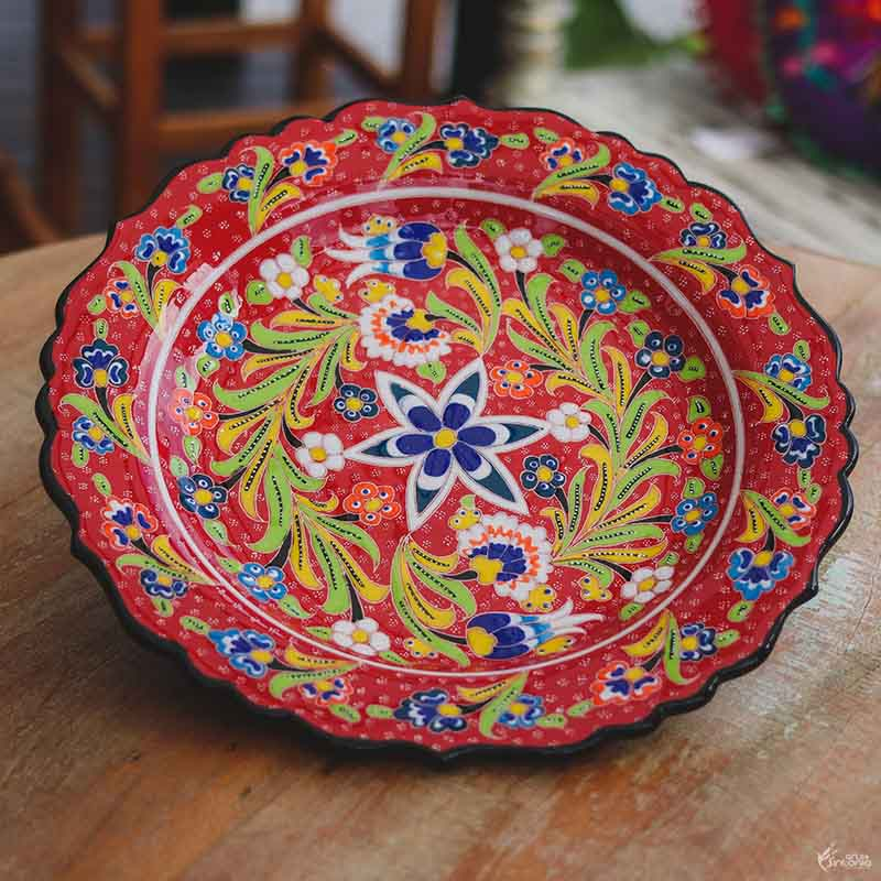 prato-artesanal-turquia-ceramica-colorida-pintura-floral-iznik