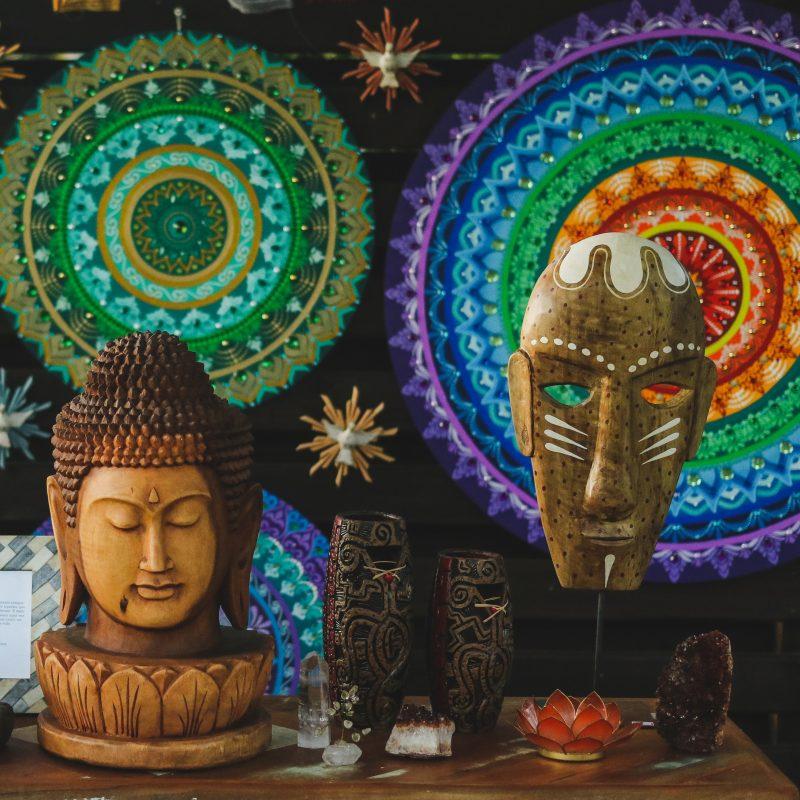 mandalas-coloridas-decoracao-parede-auxilio-yoga-meditacao