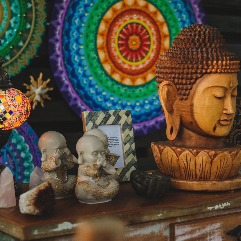 esculturas-budas-madeira-marmorite-decoracao-ambientes-paz